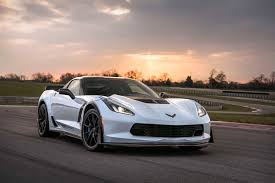 corvette stingray gold 2018 chevrolet corvette carbon 65 edition is one hell of an
