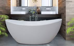 American Standard Acrylic Bathtubs Bathtubs Idea Interesting Stand Alone Bath Tub Stand Alone