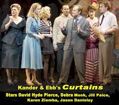 Curtains Music Broadwaystars Ellis Nassour