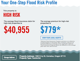 Estimate Flood Insurance Cost by Flood Zones And Insurance Costs Portland Home Inspection
