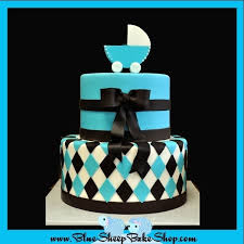 Baby Blue And Brown Baby Shower Decorations 20 Best Black And Blue Baby Shower Images On Pinterest Shower