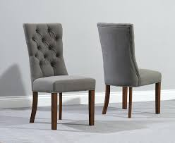 Grey Velvet Dining Chairs Grey Dining Chairs Popular Of Fabric Dining Chair With Grey Fabric