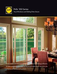 pella 350 series vinyl windows and patio doors pella pdf