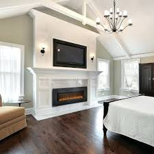 modern bedroom fireplace bed house plans ideas bedfordshire