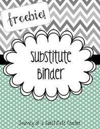 editable substitute binder forms for your sub binder or sub tub