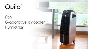 tower fan with air purifier quilo 3in1 tower fan with evaporative air cooler and humidifier