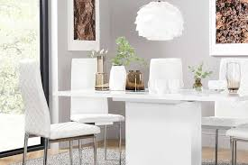 White Wood Dining Table White Dining Sets Furniture Choice