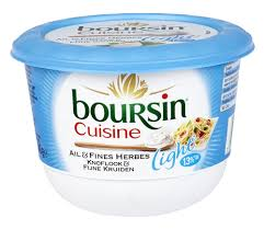 boursin cuisine light boursin cuisine ail herbes light 240g colruyt