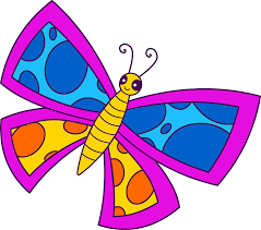 half butterfly cliparts free download clip art free clip art