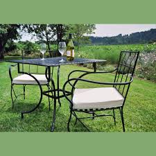 Garden Table With Umbrella Outdoor Eucalyptus Wood Side End Table W Umbrella Hole Small
