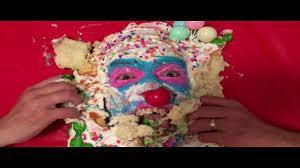birthday clowns it tougher than you think i ll take that birthday clown 4 birthday cake