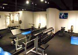 Small Gym Interior Design  Decorin - Home gym interior design