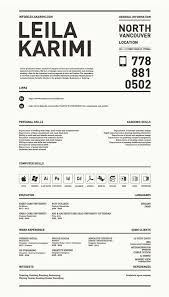 Examples Of Basic Resumes by Best 25 Simple Resume Template Ideas On Pinterest Simple Cv