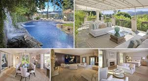 celebrity home gyms celebrity homes nelson blog