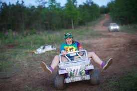 jeep barbie life in plastic is fast with extreme barbie jeep racing