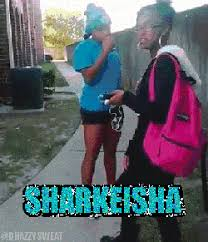 Sharkeisha Meme - world star sharkeisha starkeisha animated gif wifflegif