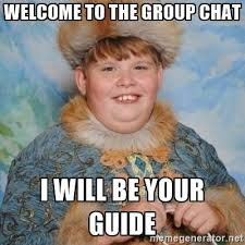 Your Welcome Meme - 7 essential welcome to the group meme photos