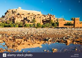ksar of ait ben haddou a striking example of southern moroccan