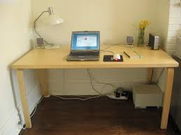How To Organize Cables On Desk by How To Mount A Power Strip And Power Bricks Under Your Desk 5
