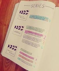 hã lsta mega design 17 best bujo book list layout images on bullet
