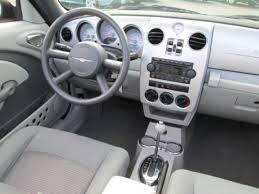 Interior Pt Cruiser Chrysler Pt Cruiser Convertible Rpn Motors Inc