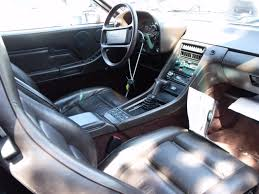 porsche 928 interior restoration carlisle auction report april 2015 richardscarblog