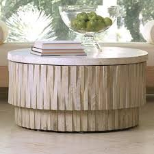round stone top coffee table outdoor round stone top coffee table mecox gardens