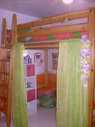 Cute Beds For Girls by White Bunk Beds For Girls Sweet U0027s Loft Bed Do It Yourself