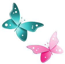 pink butterfly clipart png u0026 pink butterfly clip art png images