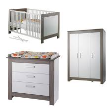 armoire chambre geuther chambre trio lit commode armoire 3 portes collection