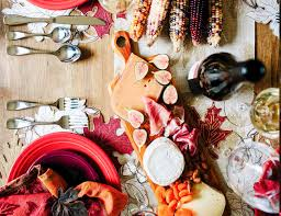 a thanksgiving table to fall for above beyondabove beyond