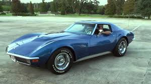 1972 corvette stingray 454 for sale 1970 corvette 454 big block