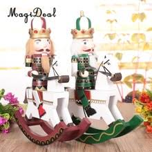 Nutcracker Crafts For Kids - popular rocking horse wood buy cheap rocking horse wood lots from