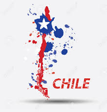 Cile Flag Watercolor In Chile Flag Concept Royalty Free Cliparts Vectors