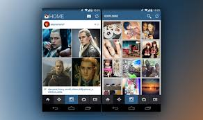 instagram for android how to get the flat ui ios 7 instagram app on android redmond pie