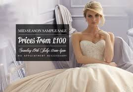 wedding dress sale london london s summer sle sale with brand new sles and