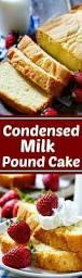 homemade sour cream cinnamon roll pound cake recipe with cream