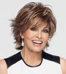 wigs for women over 50 with thinning hair shaggy short hairstyles for women over 50 hairstyles to try