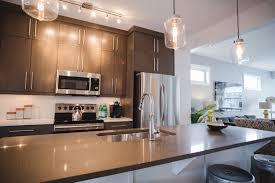 Kitchen Cabinets Edmonton Westcoast Showhome Thomsen Built