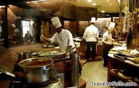 indian restaurant kitchen design bukhara indian restaurant kitchen itc maurya new delhi1 wankd1403