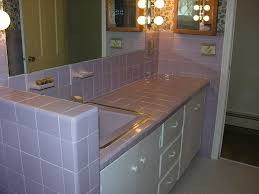 bathroom countertop tile ideas how to tile a bathroom countertop updated tile countertop ideas
