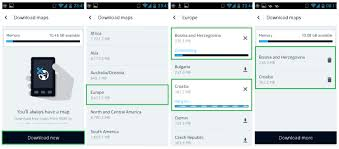 Here Maps Android Free Gps Navigation For Android Nokia Here Maps