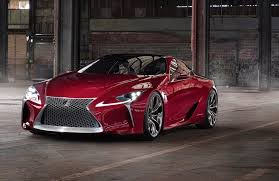 lexus lf lc concept interior lexus plans world premiere at detroit new u0027lc u0027 coupe