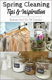 spring cleaning tips u0026 inspiration do tell tuesday 68