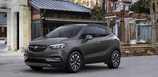 buick encore silver 2017 buick encore review price mpg crossover specs images