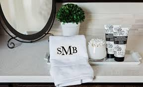Christmas Towels Bathroom Personalized Luxury Hand Towels Qualtry