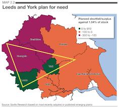 Leeds England Map by Savills Uk Case Studies