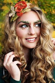Easy But Cool Halloween Makeup by Best 25 Fairy Costume Makeup Ideas On Pinterest Fairy Fantasy