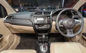 Honda Brio Smt Interior New Honda Brio Rs Hatchback Showcased At 2016 Indonesia Auto Show