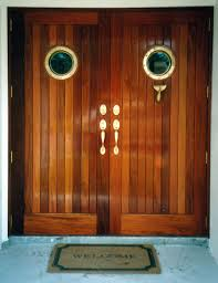 Wood Door Design by Natural Designs Inc Tampa Florida